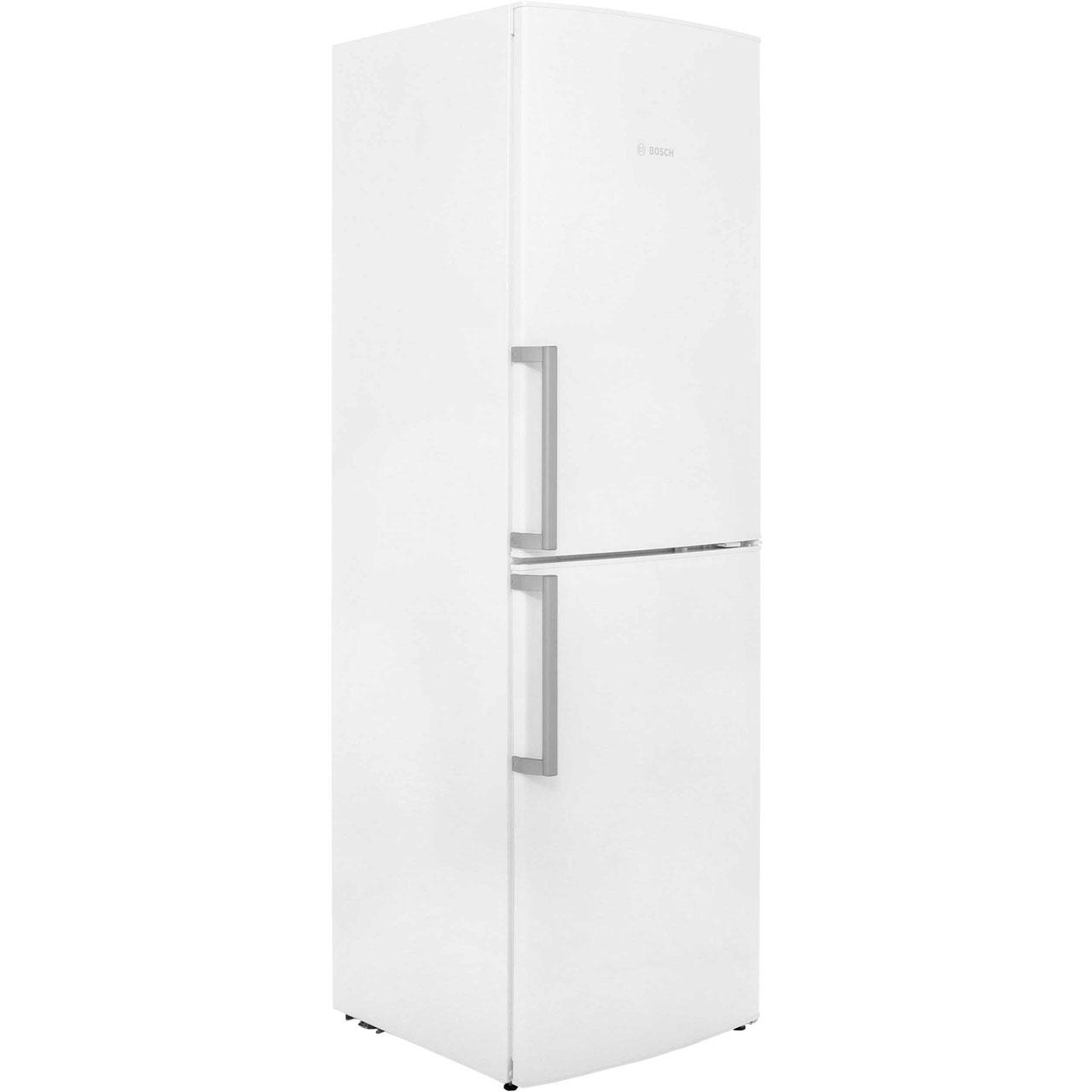Image of Bosch Serie 4 KGN34VW26G Free Standing Fridge Freezer Frost Free in White