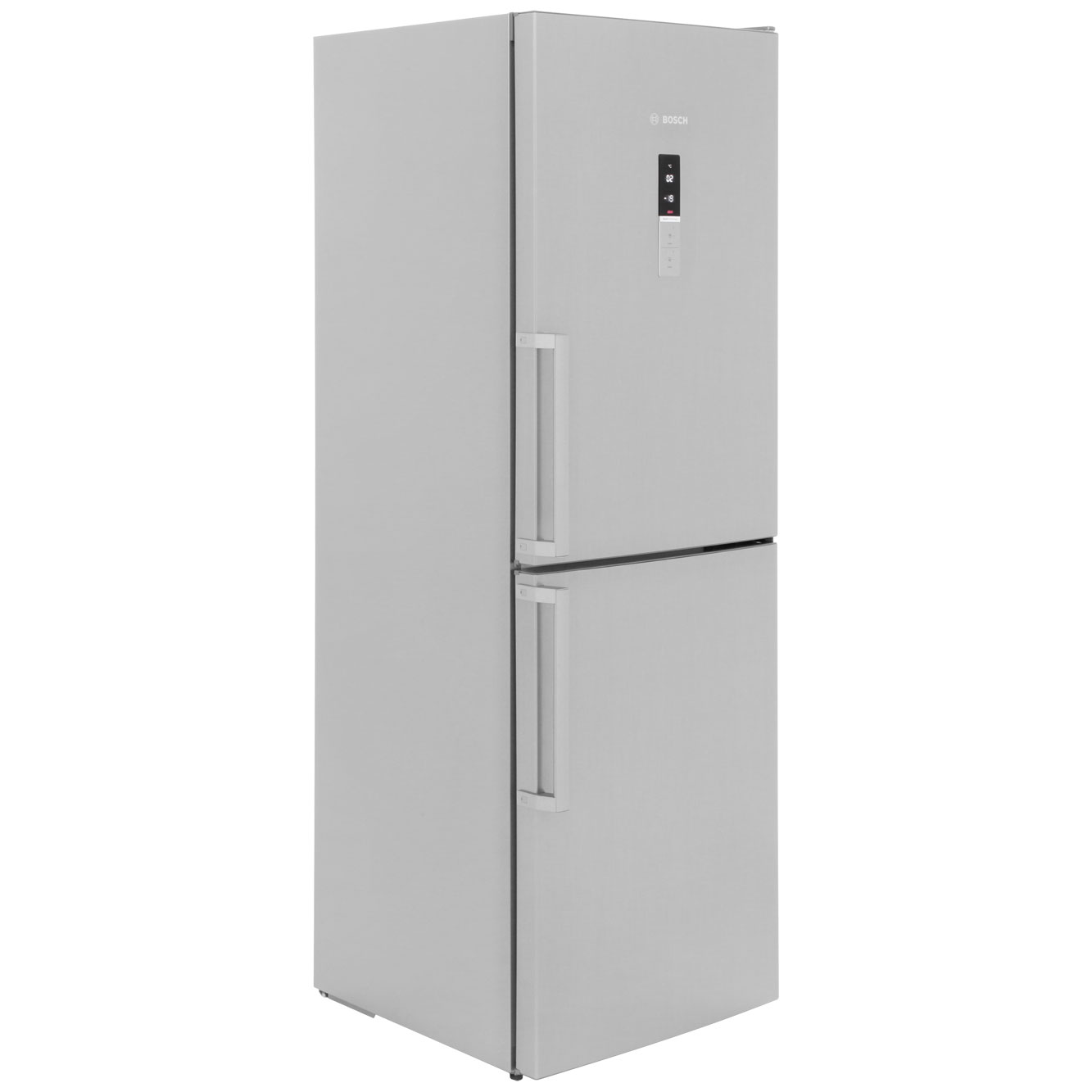 Bosch Serie 8 KGN34XL32G Free Standing Fridge Freezer Frost Free in Stainless Steel