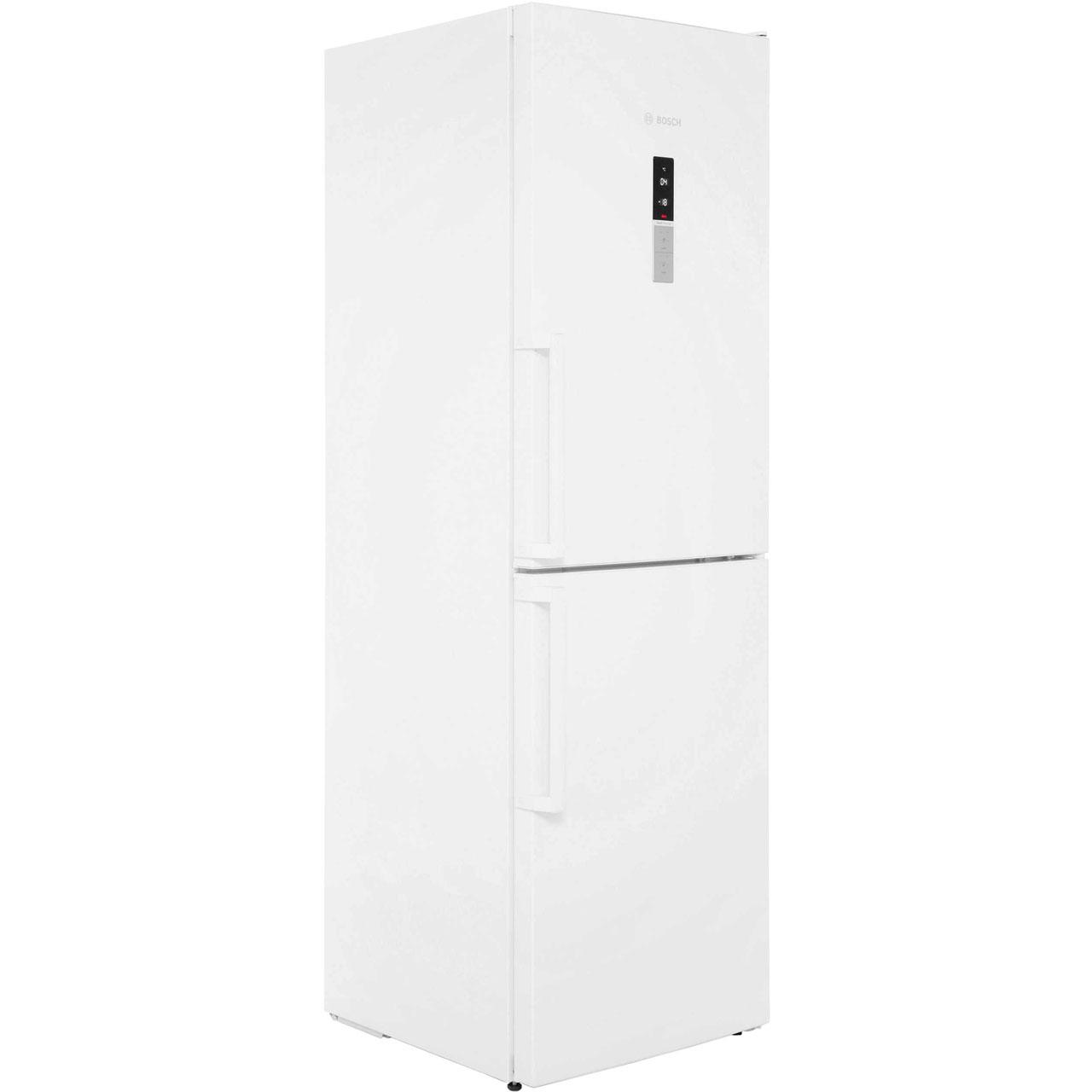 Bosch Serie 6 KGN34XW32G Free Standing Fridge Freezer Frost Free in White