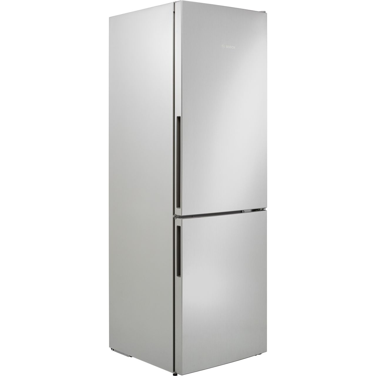Bosch Serie 4 KGV36VL32G Free Standing Fridge Freezer in Stainless Steel Look