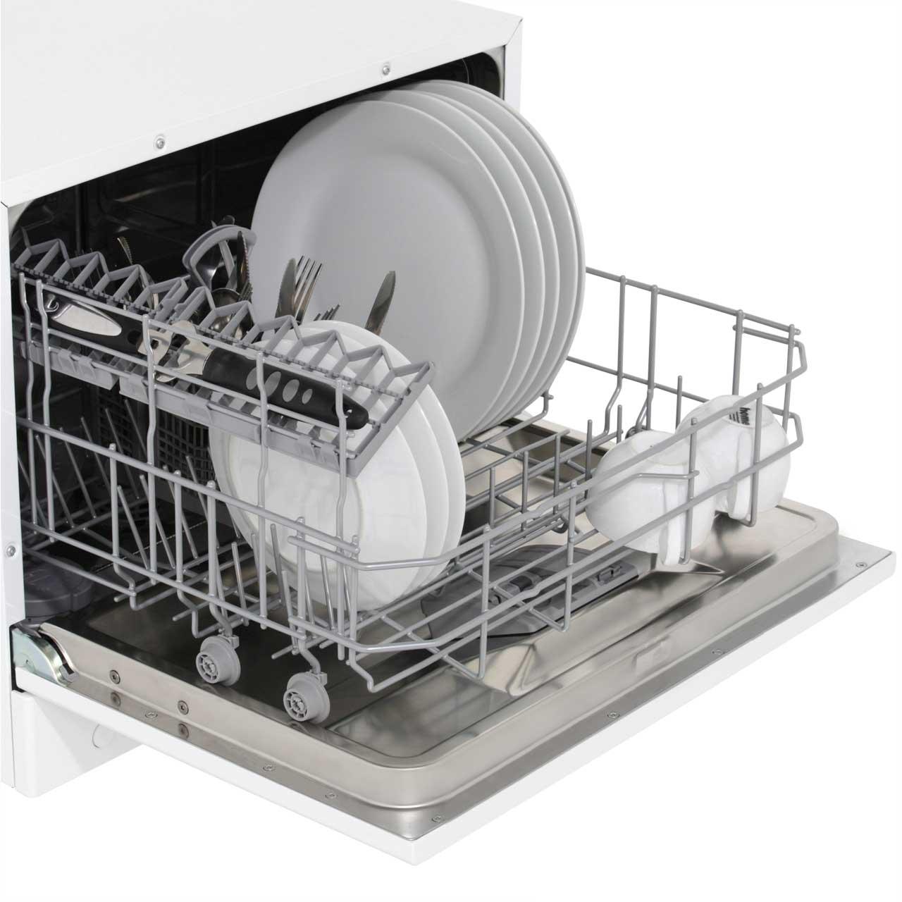 SKS62E22EU_WH | Bosch Table Top Dishwasher | Ao.com