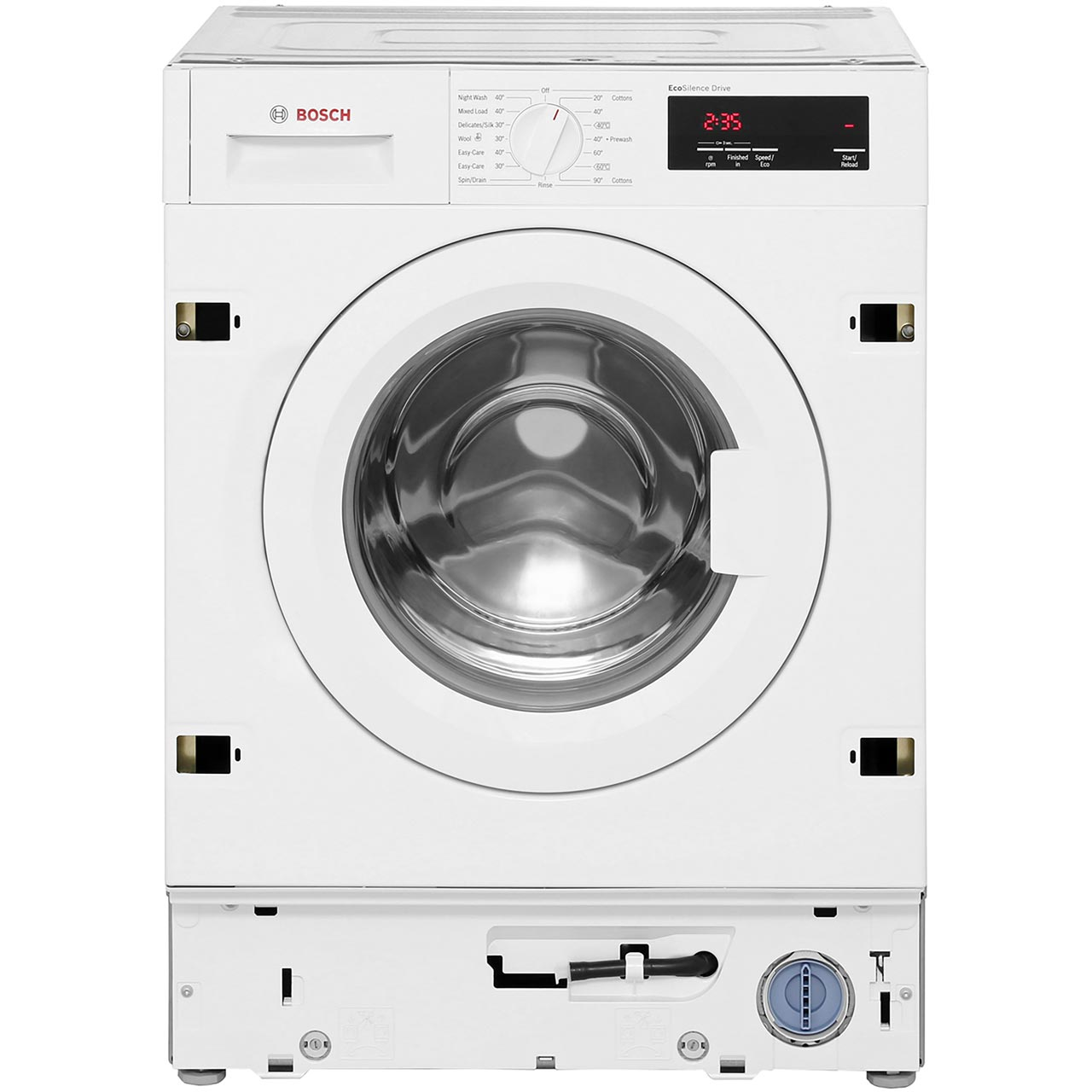 Bosch Wiw28300gb Serie 6 A    Rated 8kg 1400 Rpm Washing