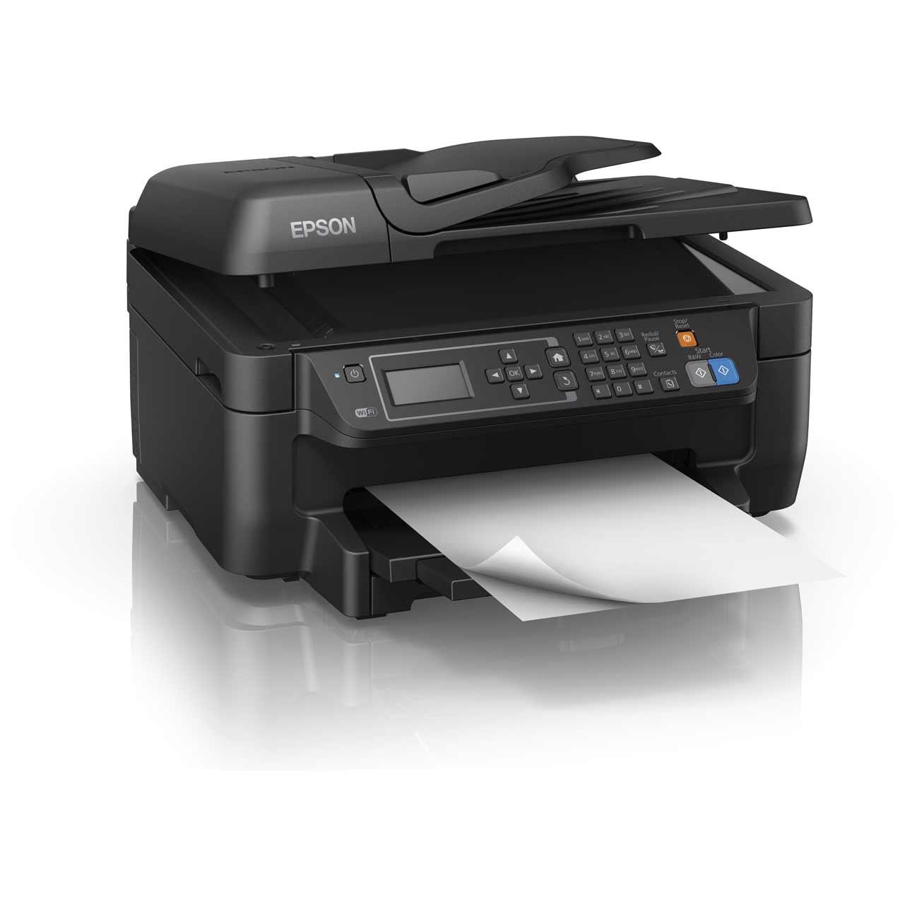 Epson WorkForce WF2750 Inkjet Printer - Black