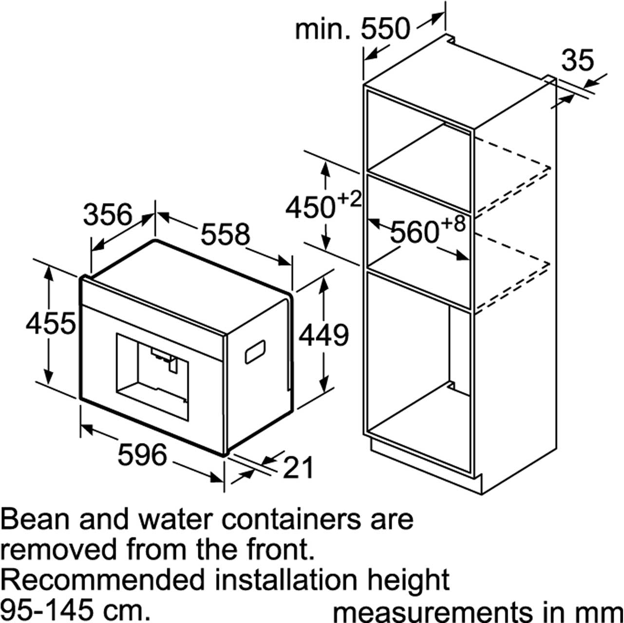 C17ks61n0 Ss Neff Bean To Cup Coffee Machine Espresso Diagram