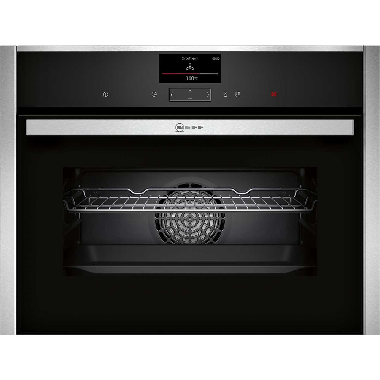Buy cheap neff oven compare cookers ovens prices for best uk deals - Neff single oven with grill ...