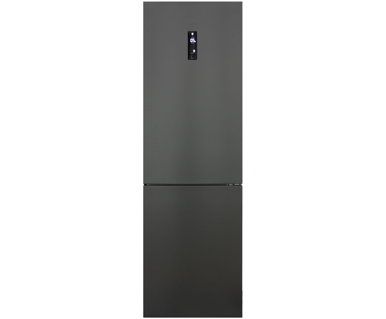 Haier C2FE636CBJ Free Standing Fridge Freezer Frost Free in Black