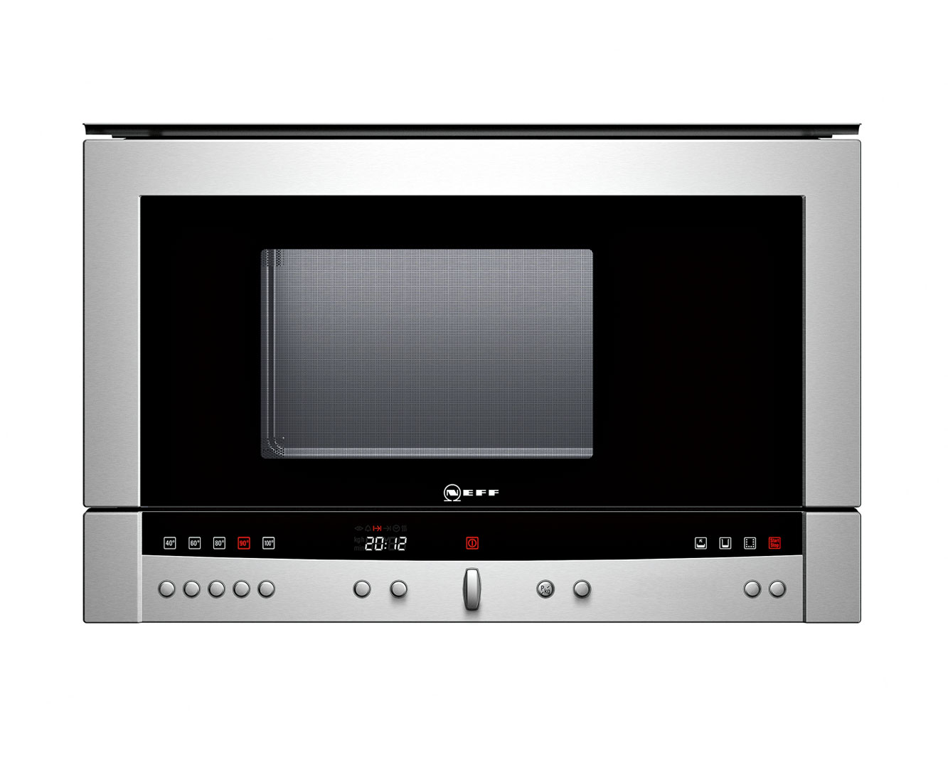 Neff C44L20N3GB Built In Steam Oven - Stainless Steel
