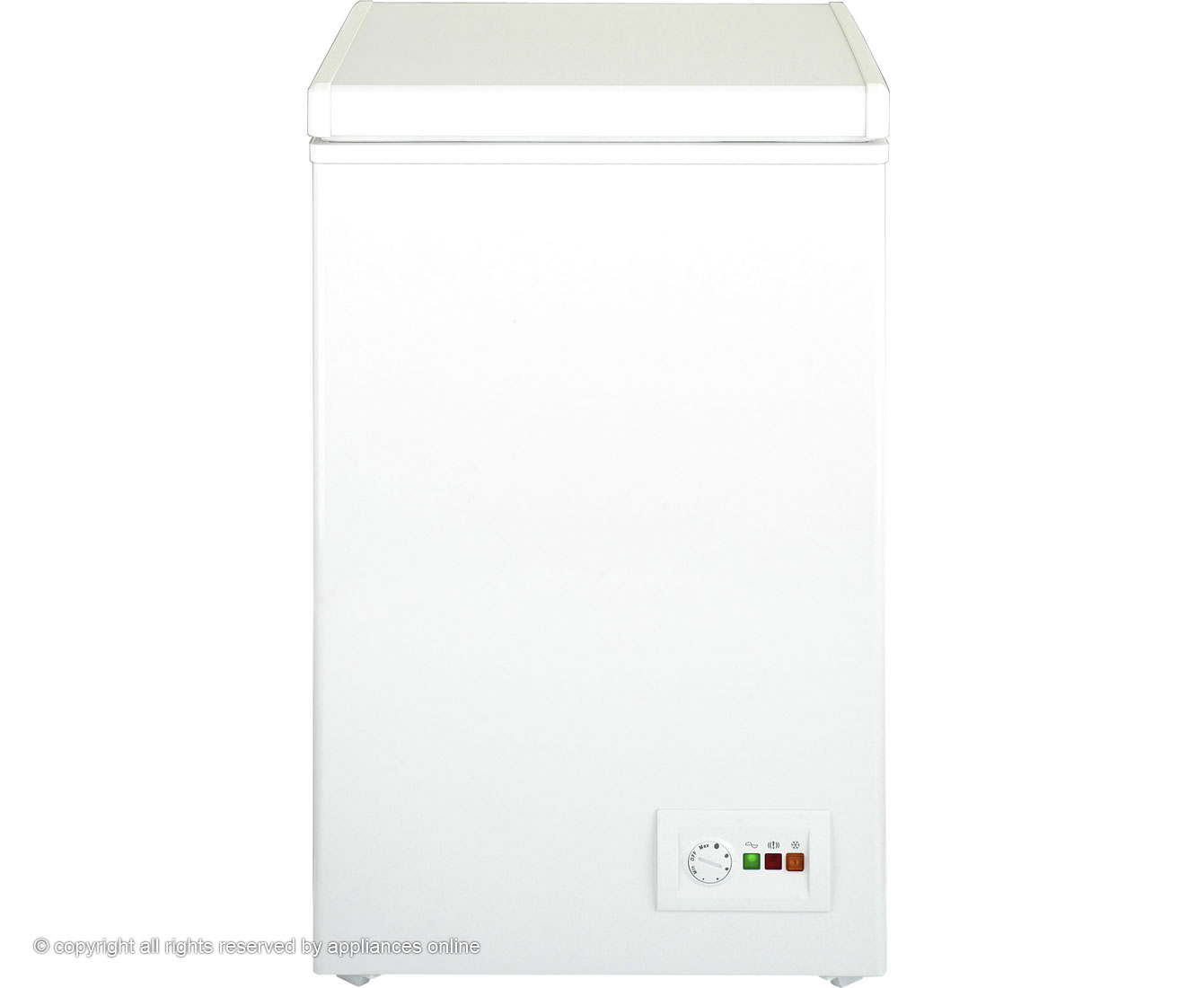 Beko CF393APW Chest Freezer - White
