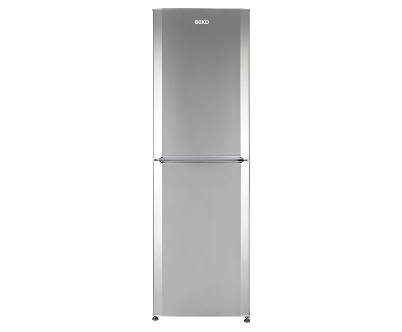 Beko CF6914APS 50/50 Frost Free Fridge Freezer - Silver