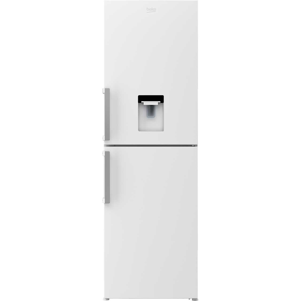 Beko CFP1691DW Free Standing Fridge Freezer Frost Free in White