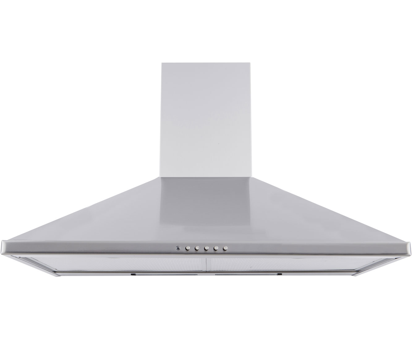 Newworld Unbranded CHIM90SS Integrated Cooker Hood in Stainless Steel