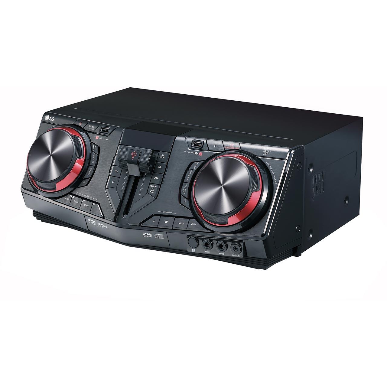 Nunudes Co Uk Fi: LG CJ88 2900 Watt High Power Hi-Fi System Bluetooth Hi-Fi
