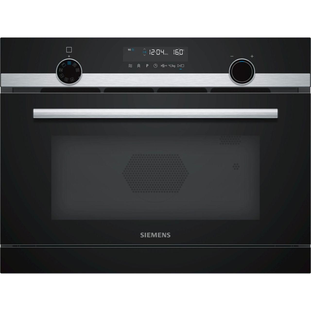 Siemens Cp565ags0b Iq 500 1000 Watt Microwave Built In