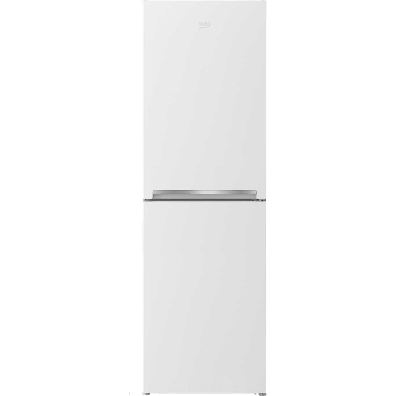 Beko CRFG1552W Free Standing Fridge Freezer Frost Free in White