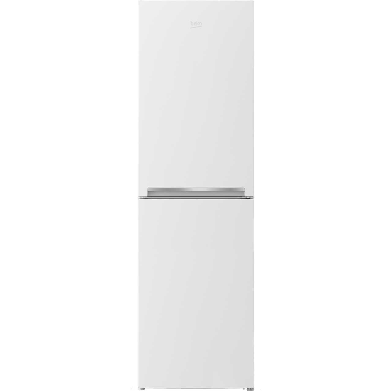 Beko CRFG1582W Free Standing Fridge Freezer Frost Free in White