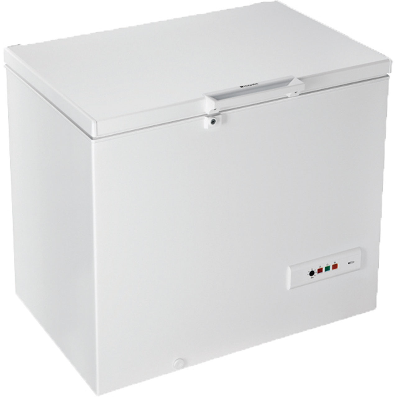 Hotpoint CS1A250H Free Standing Chest Freezer in White
