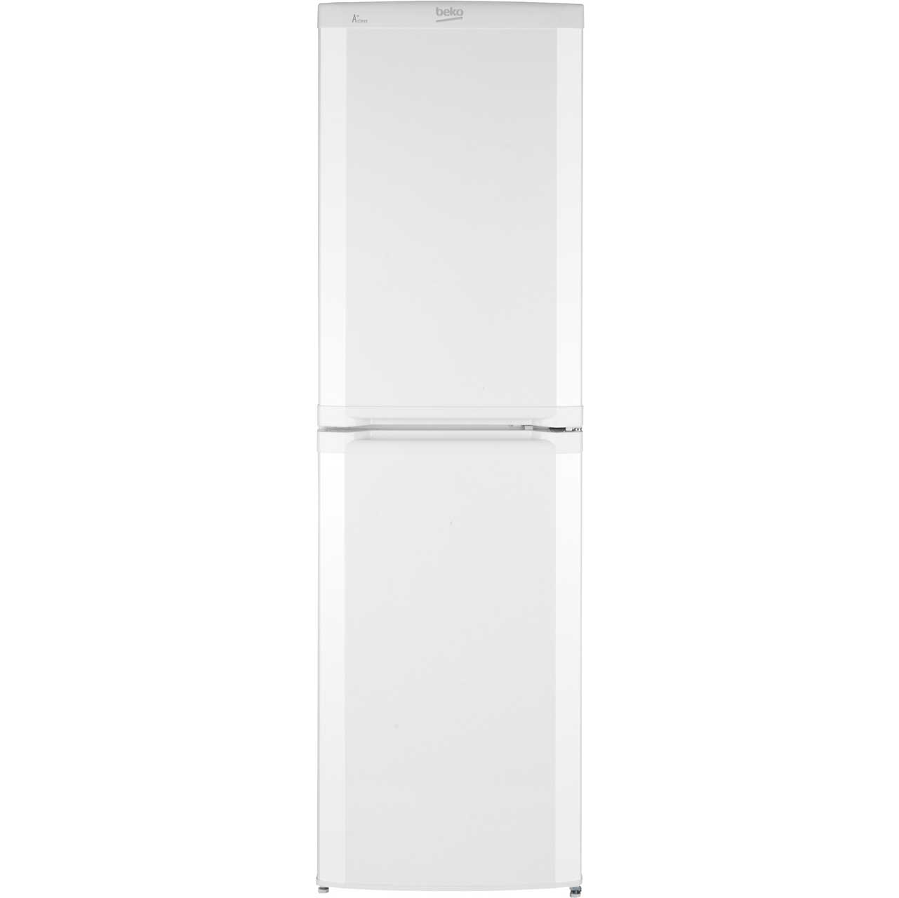 Beko CS5824W Free Standing Fridge Freezer in White