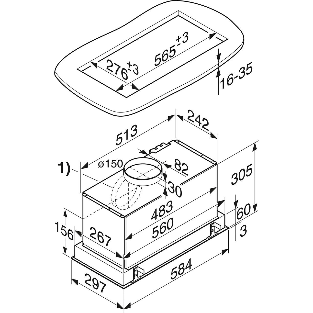 Da2668ss Ss Miele Canopy Cooker Hood Washing Machine Wiring Diagram