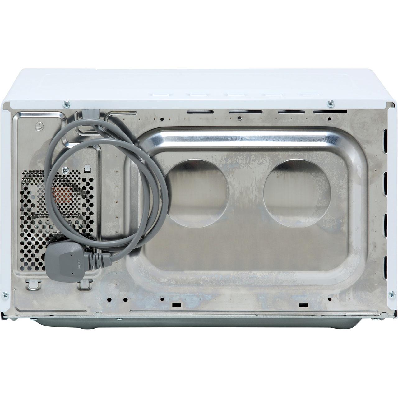 Daewoo KOR6N35SR 20 Litre Microwave - White