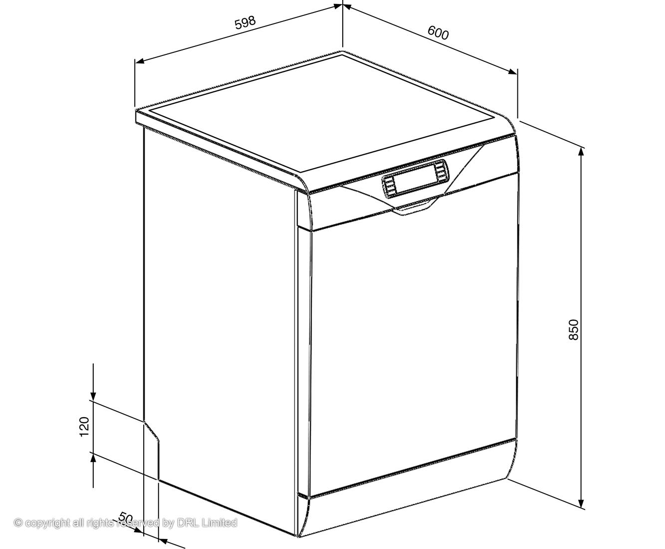 Depth Dishwasher Standard Width Of A Dishwasher Best 25