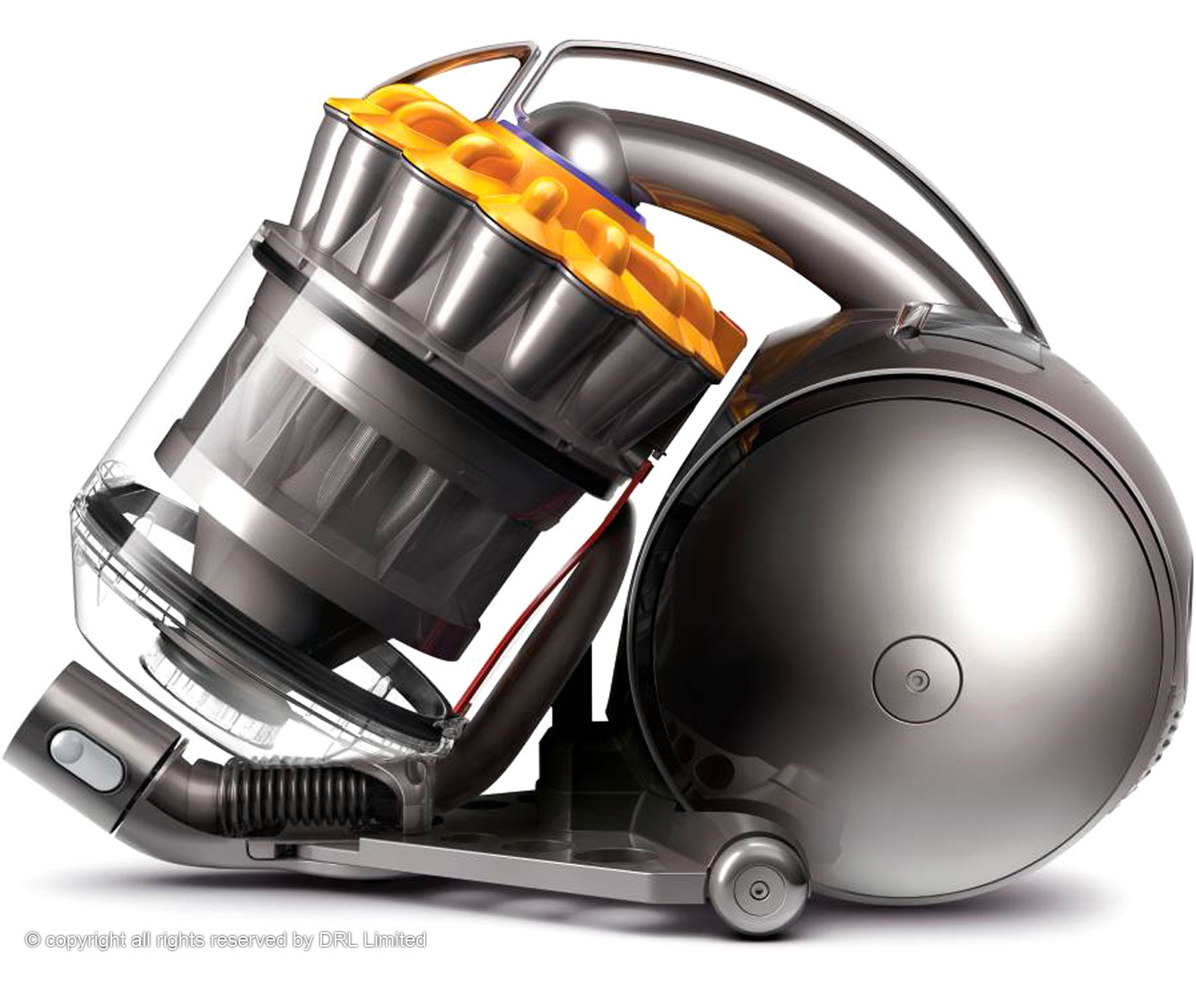 Dyson Multi Floor DC28 Bagless Cylinder Vacuum Cleaner