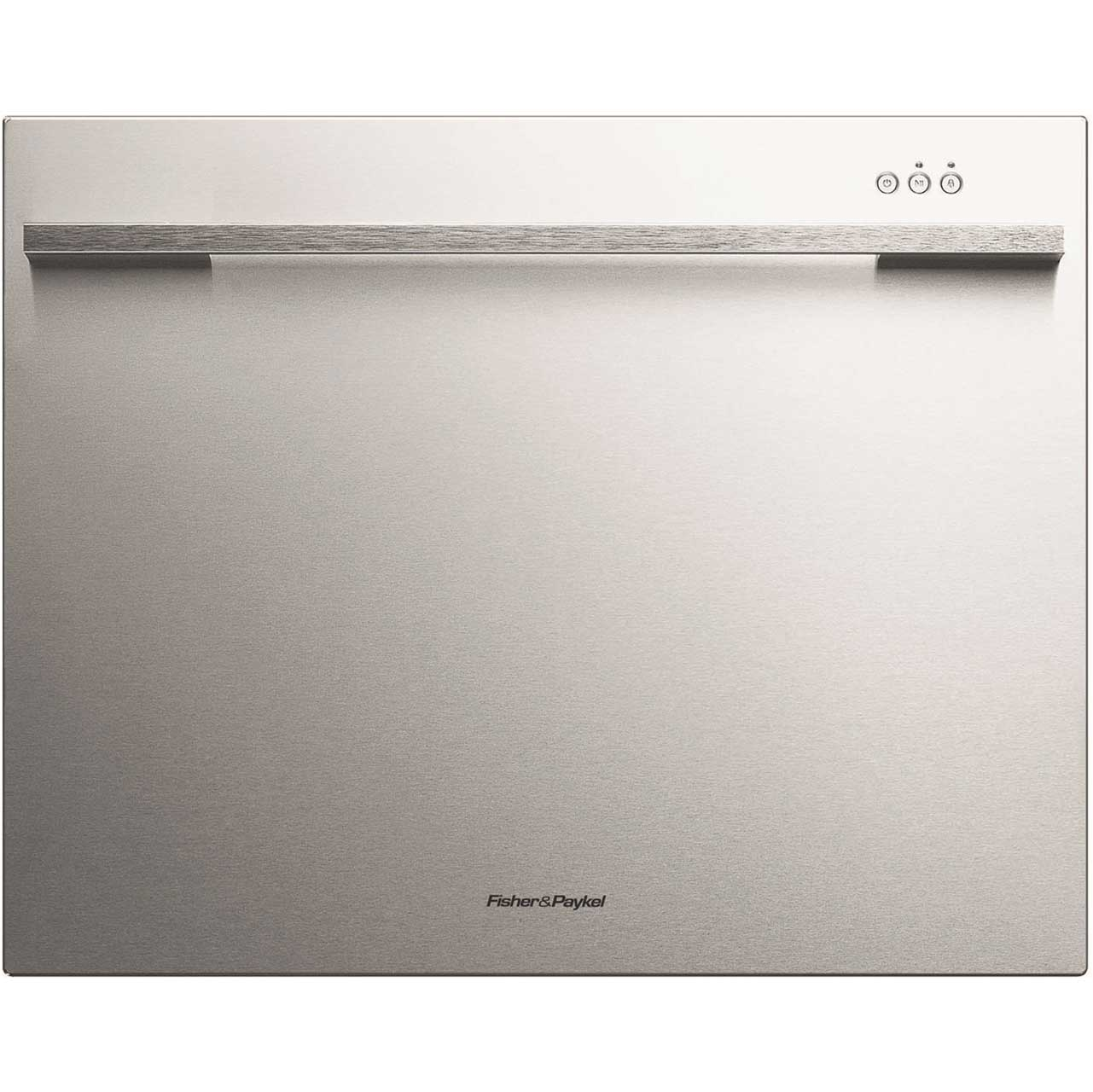Fisher & Paykel DishDrawer? DD60SDFHTX7 Integrated Dishwasher in Stainless Steel
