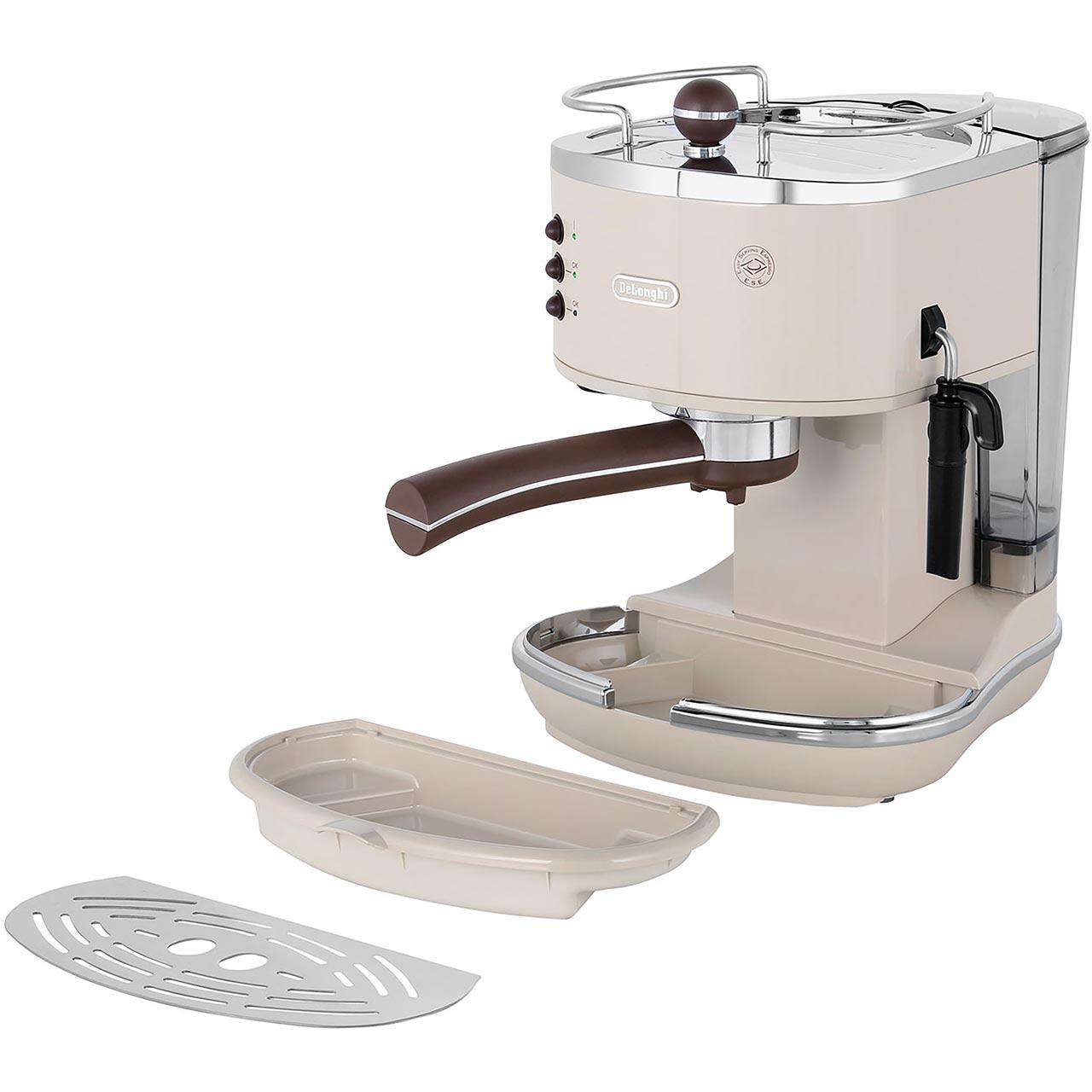 DeLonghi ECOV311.BG Icona Vintage Traditional Pump Espresso Coffee Machine 15 2