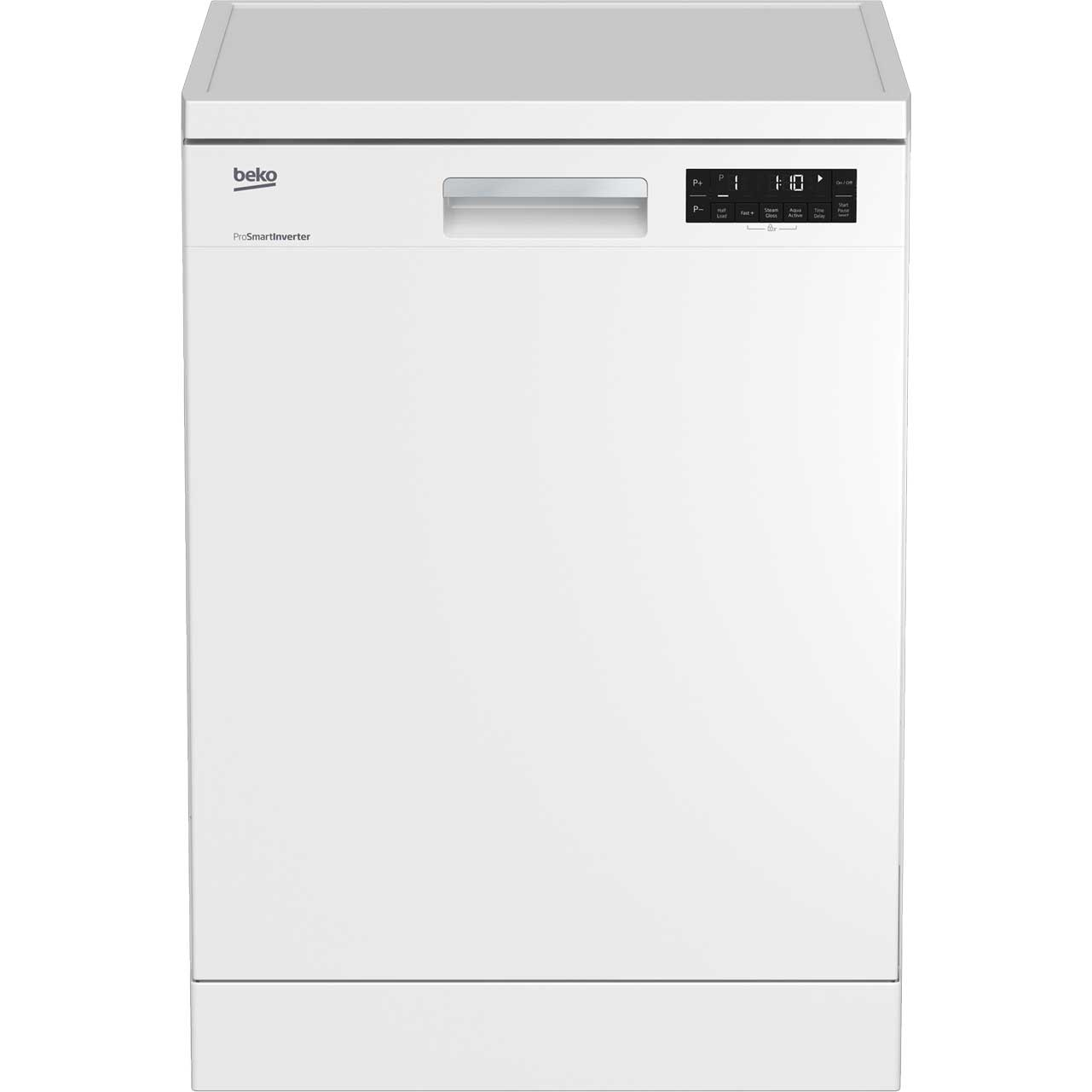 Beko DFN28R21W Free Standing Dishwasher in White