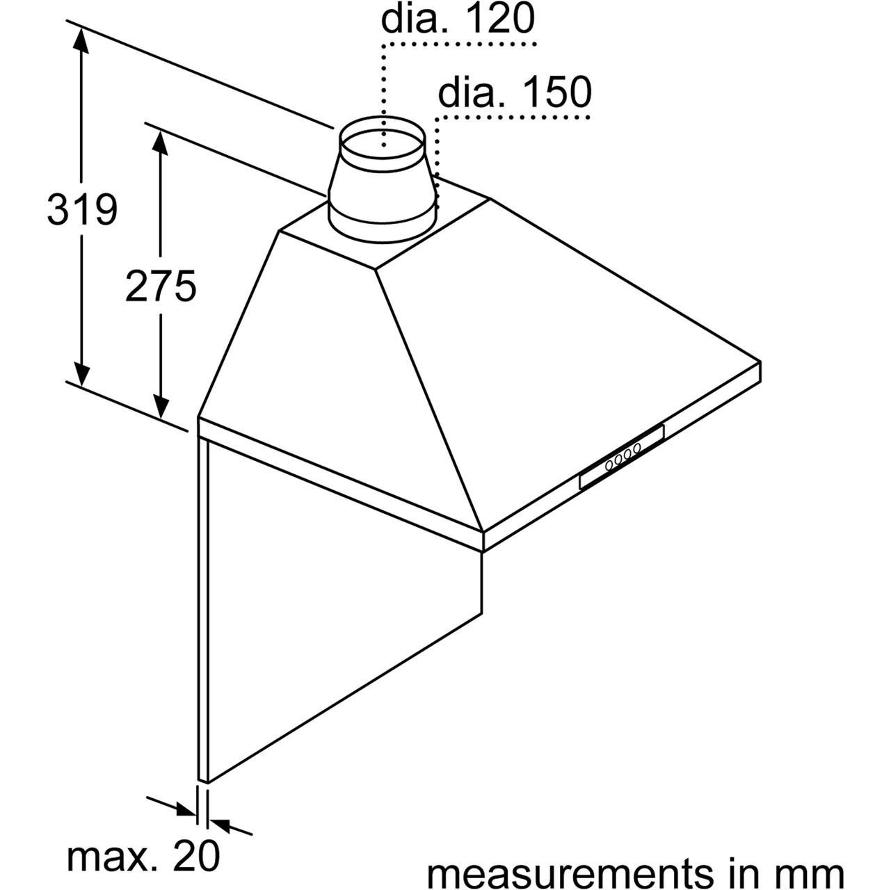 dww07w450b_ss_bosch_cookerhoods_02_dim_l rangemaster cooker hood wiring diagram wiring diagram and rangemaster cooker hood wiring diagram at suagrazia.org