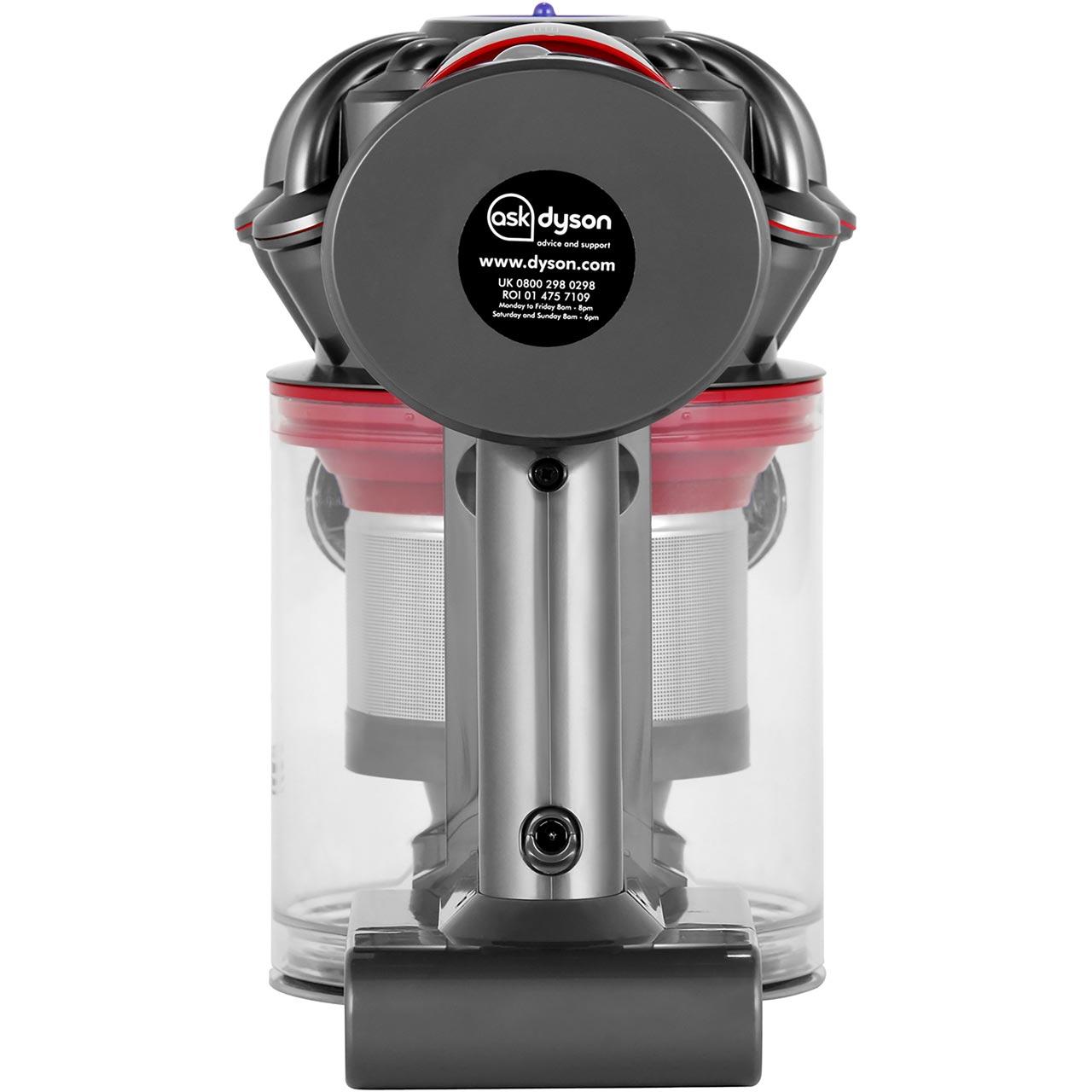 dyson v7 animal cordless vacuum cleaner 2 year. Black Bedroom Furniture Sets. Home Design Ideas