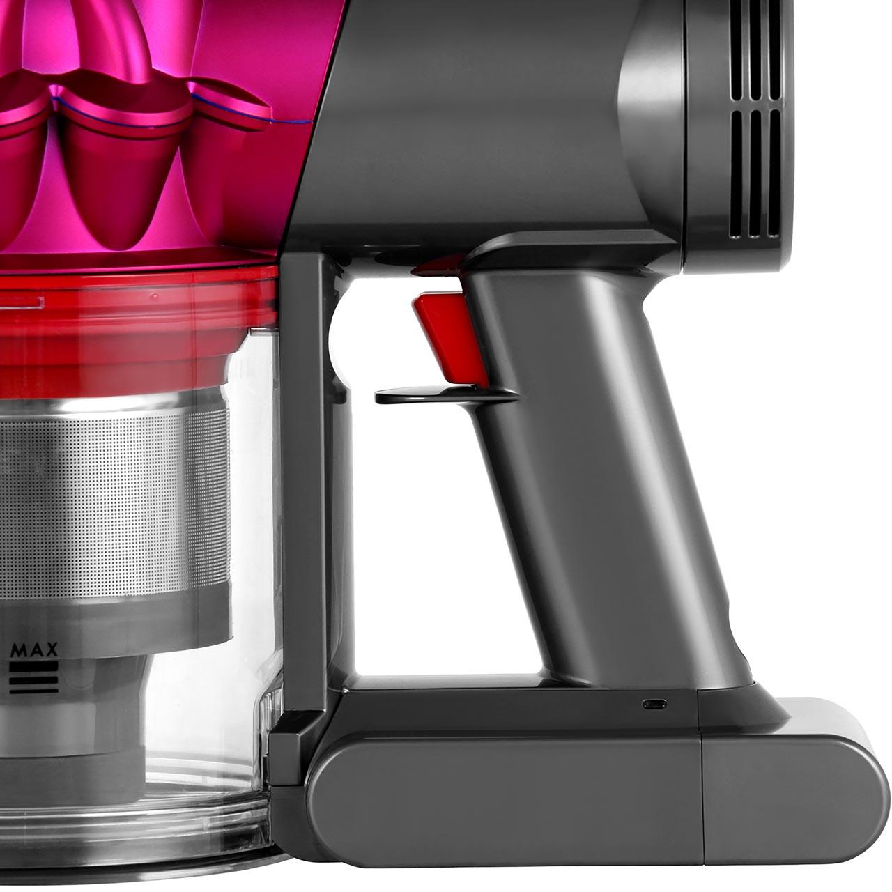 dyson v7 motorhead cordless vacuum cleaner 2 year. Black Bedroom Furniture Sets. Home Design Ideas