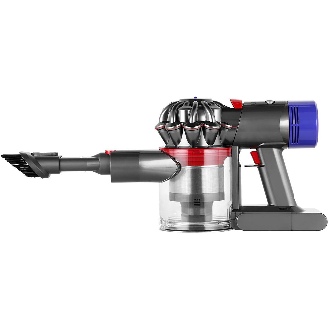 dyson v8 animal v8 cordless vacuum cleaner 2 year manufacturer warranty new 5025155024287 ebay. Black Bedroom Furniture Sets. Home Design Ideas