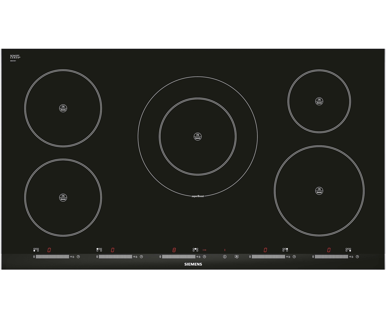 siemens iq700 induction cooktop and downdraft rangehood by c white gorenje it614sc built in. Black Bedroom Furniture Sets. Home Design Ideas