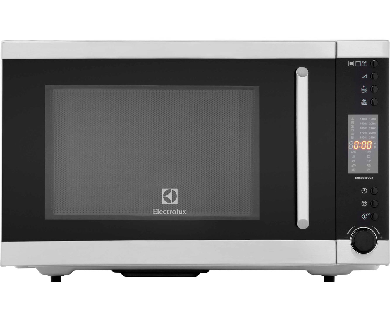 Electrolux EMS30400OX 27.6 Litre Combination Microwave Oven - Stainless Steel
