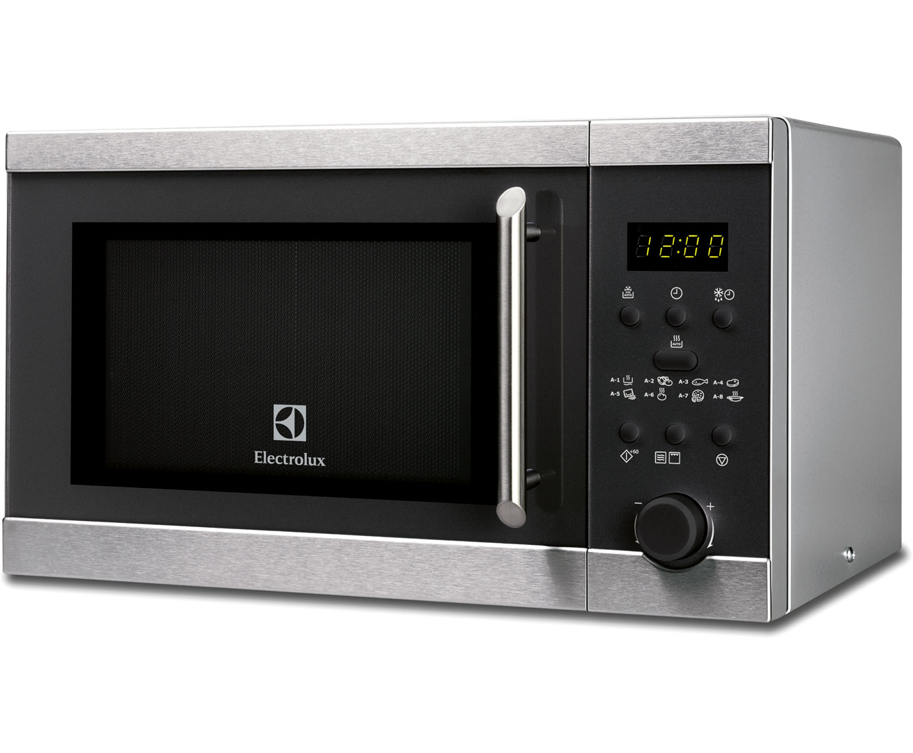 Electrolux EMS20300OX 19 Litre Microwave With Grill - Stainless Steel