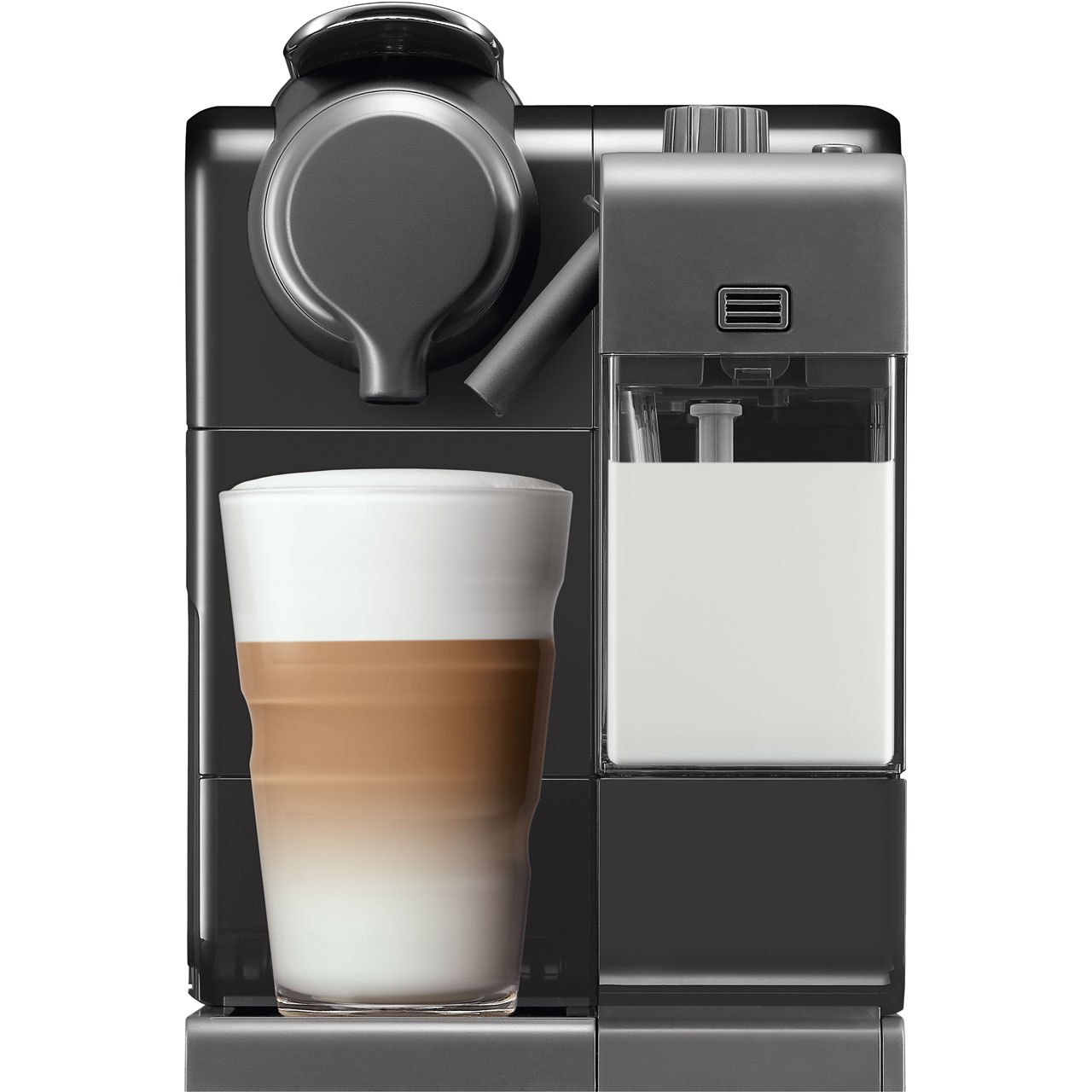Nespresso by De'Longhi EN560B Lattissima Touch Pod Coffee ...