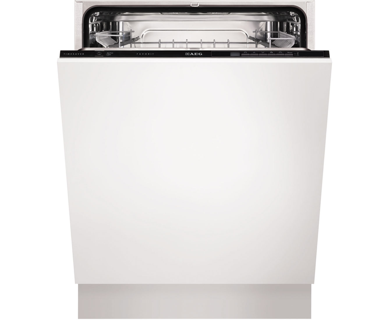AEG Favorit F55320VI0 Fully Integrated Standard Dishwasher - Black