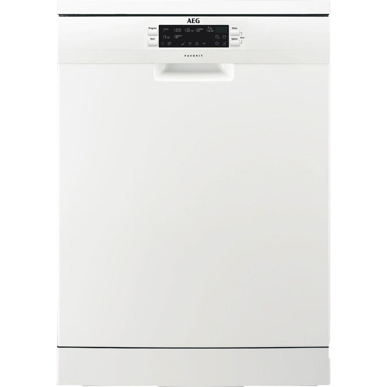 Ffe63700pw Wh Aeg Dishwasher White Ao Com