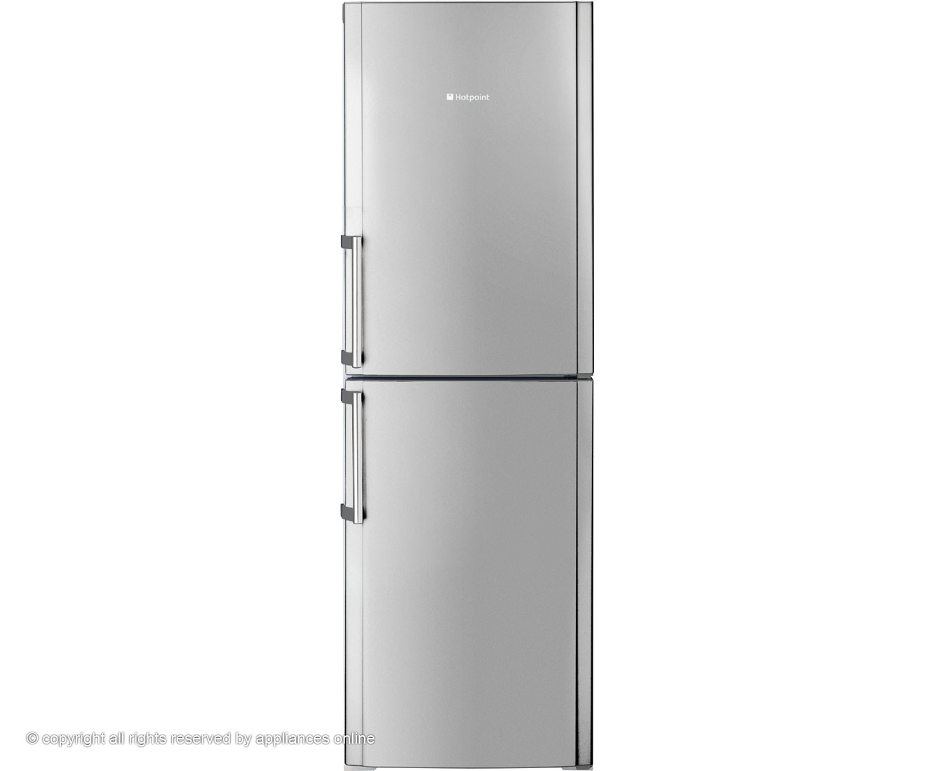 Hotpoint Ultima FFFL1810G 50/50 Frost Free Fridge Freezer - Graphite