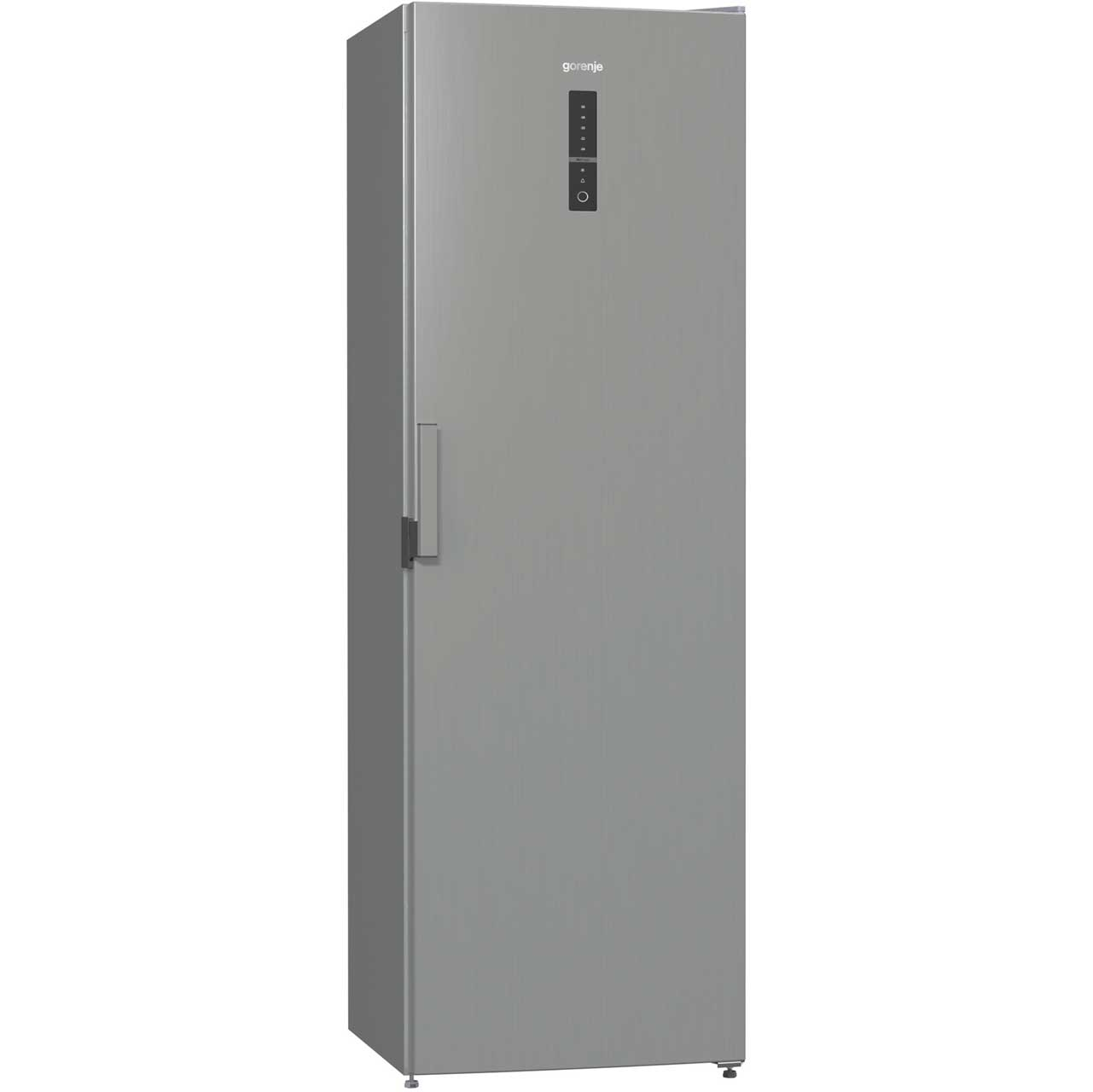 Gorenje FN6192PXUK Upright Freezer - Stainless Steel