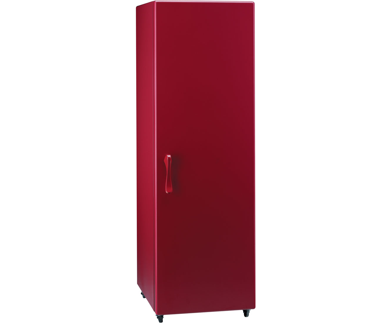 Smeg FPD34RD1 Free Standing Fridge Freezer in Red
