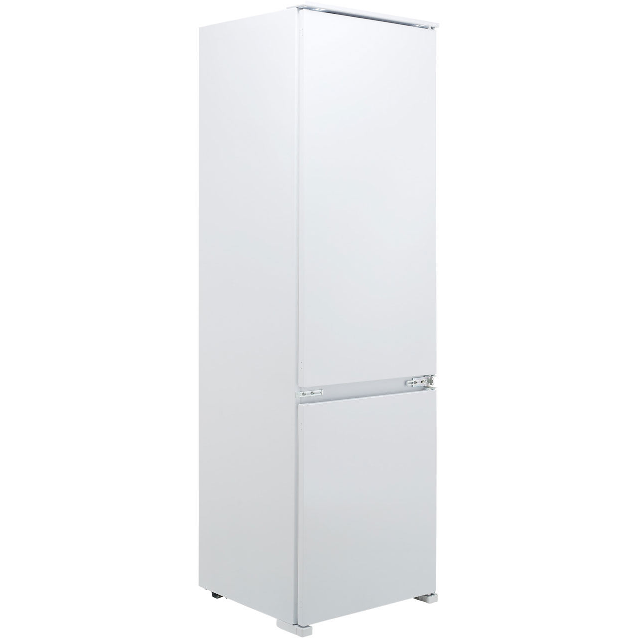 Fridgemaster MBC55275 Integrated Fridge Freezer in White