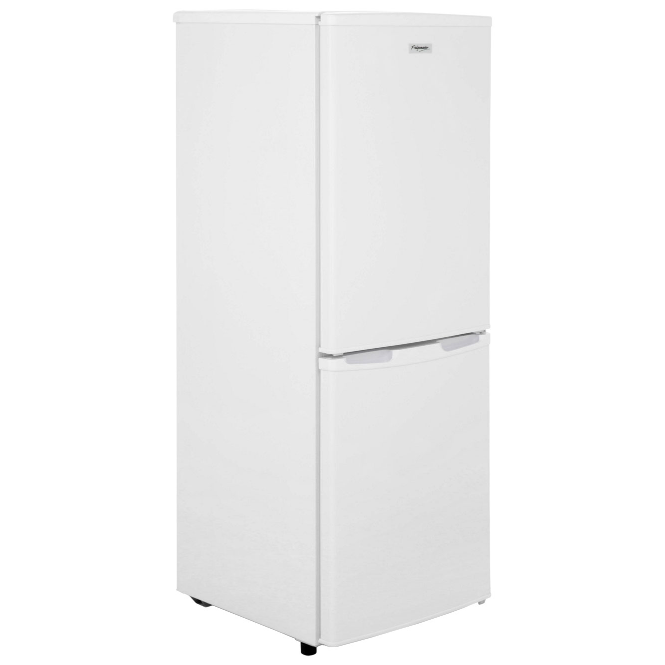 Fridgemaster MC50160 Free Standing Fridge Freezer in White