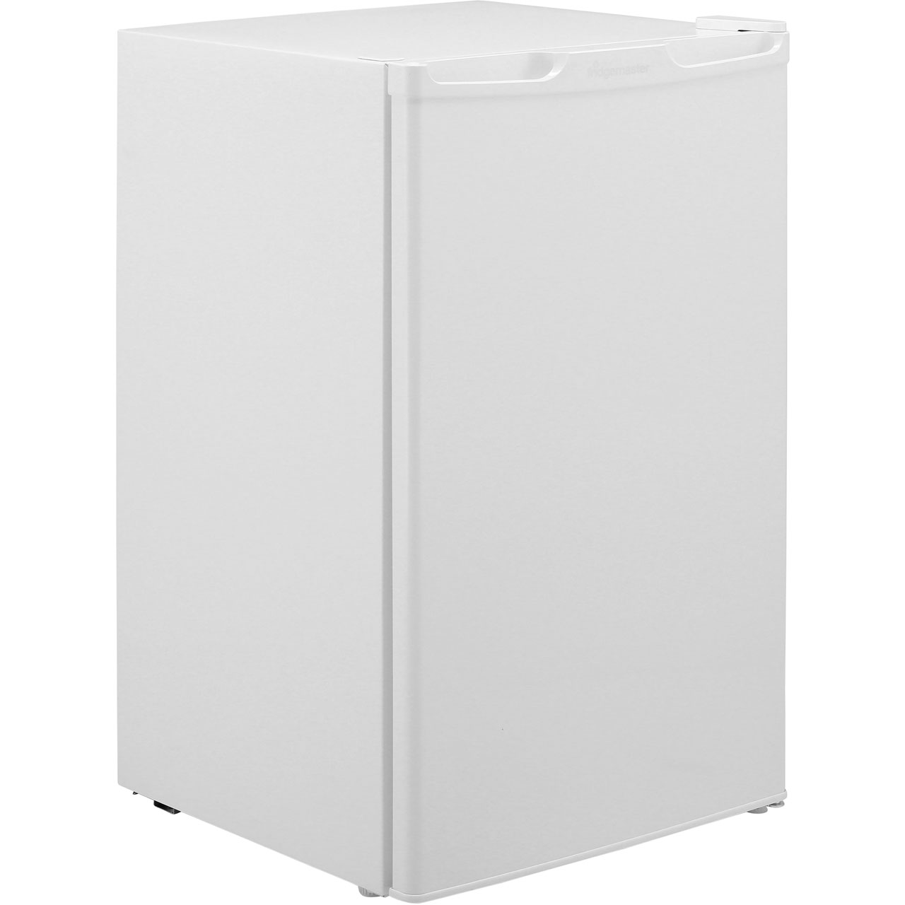 Fridgemaster MUL49102 Free Standing Larder Fridge in White