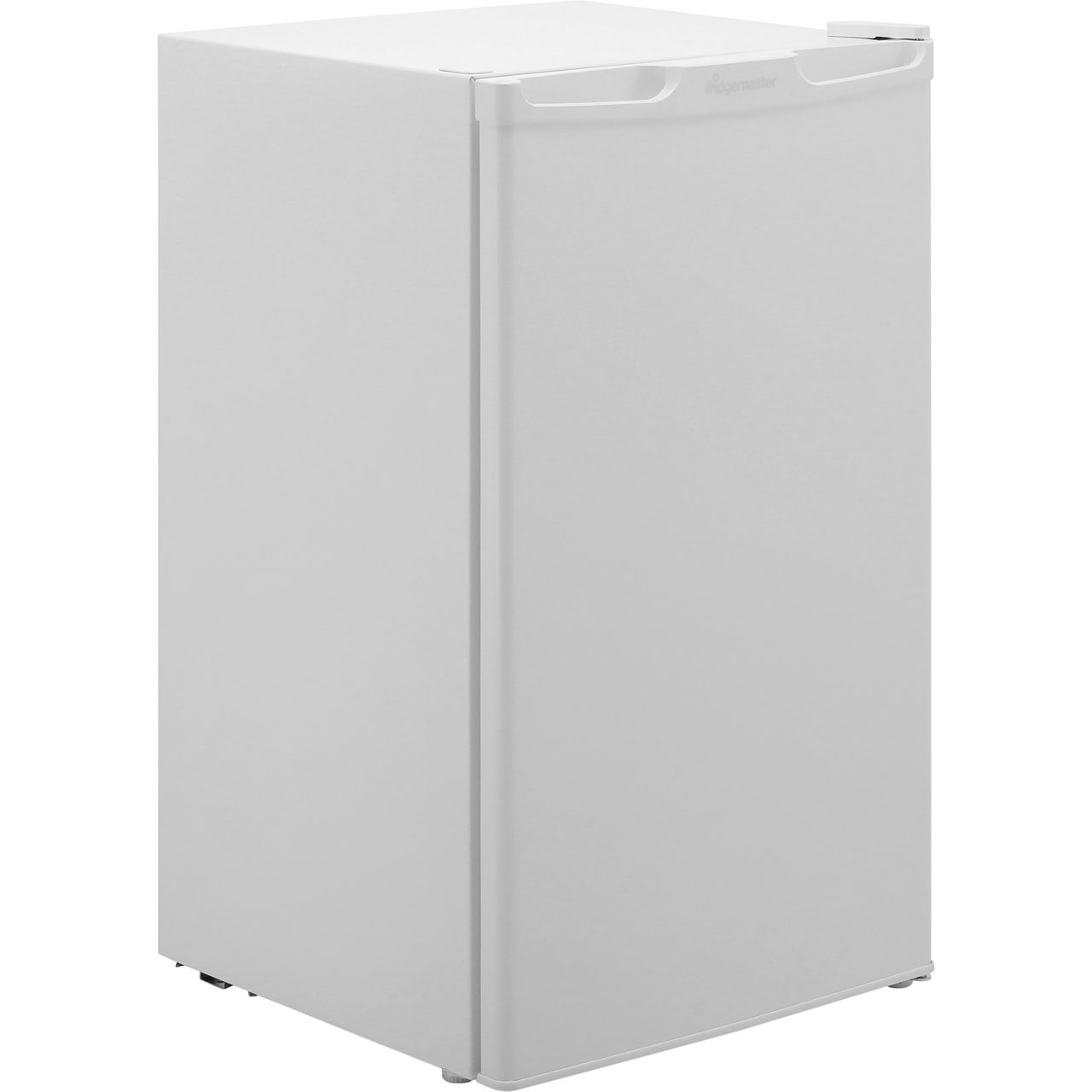 Fridgemaster MUZ4965 Free Standing Freezer in White