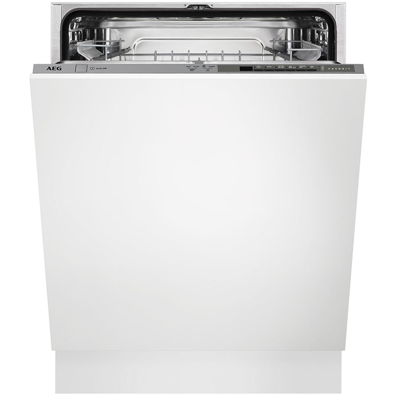 Fsb41600z Si Aeg Dishwasher A Air Dry Tech Ao Com