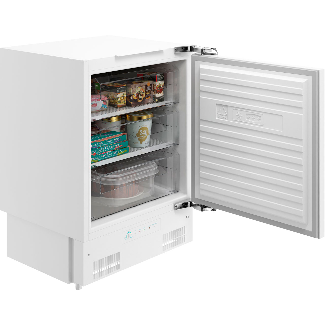 Hisense FUV126D4AW1 Integrated Under Counter Freezer review