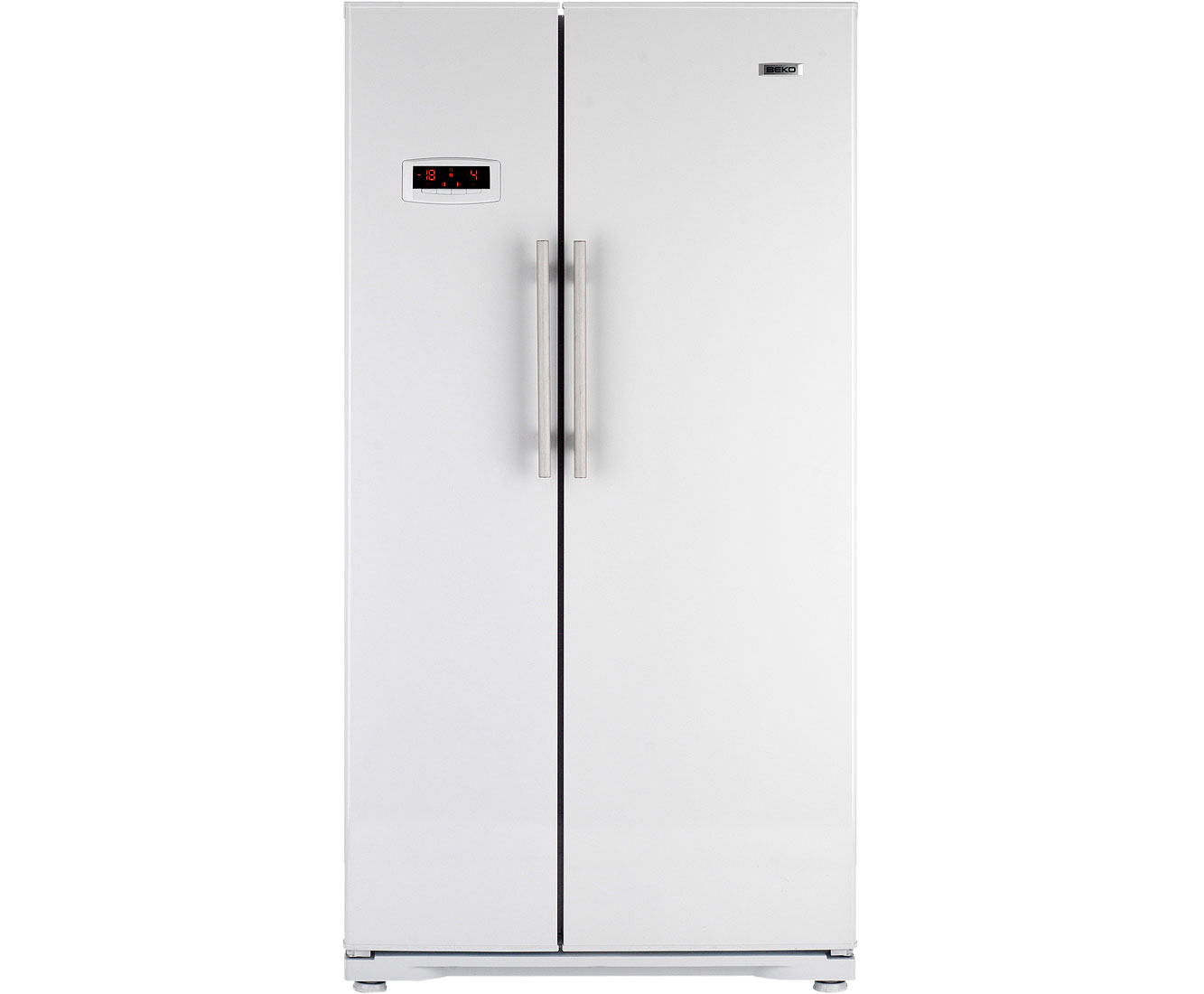 Beko GNEV120APW American Fridge Freezer - White