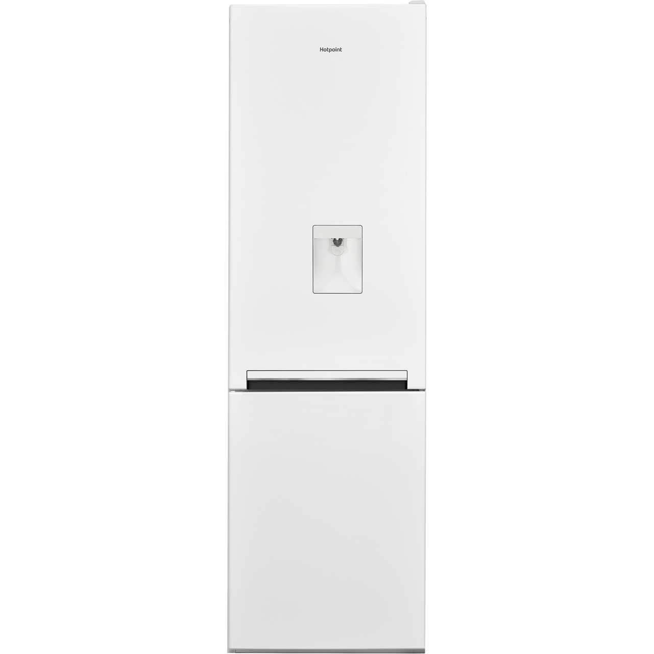 Hotpoint H8A1EWWTD Free Standing Fridge Freezer in White