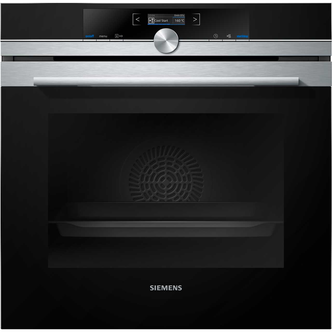 Charmant ... Siemens IQ 700 HB632GBS1B Built In Electric Single Oven   Stainless  Steel   A+ Rated ...